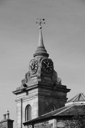 numeros romanos: Torre del Reloj