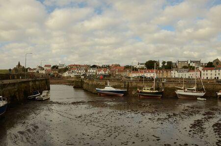 fishing fleet: Moored Boats