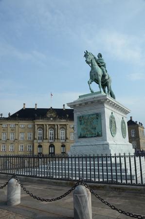 Amalienborg Landmarks