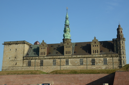 Helsingor Castle View