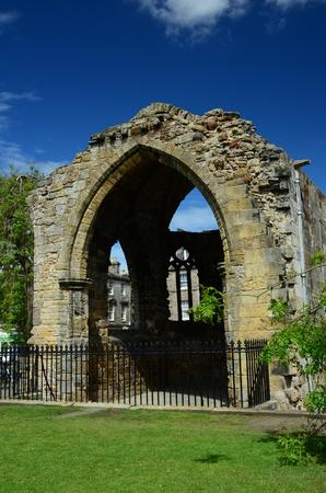 Blackfriars Chapel Stock Photo