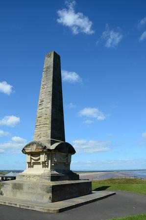 numeros romanos: St. Andrews Obelisk