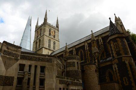 numeric: Church Tower and Shard