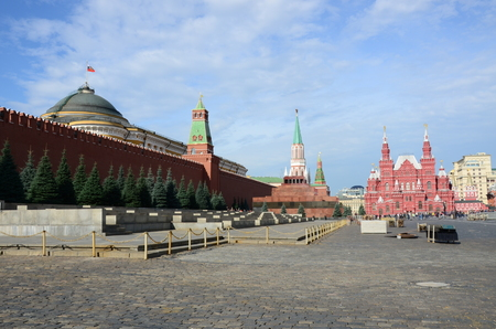 Red Square, Russia