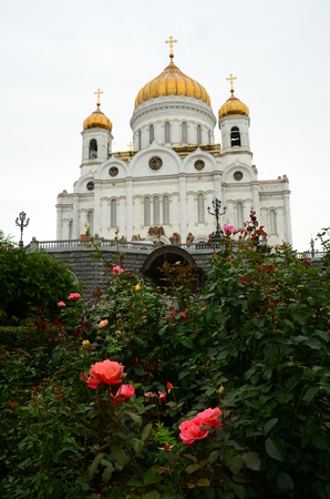 Moscow Cathedral Stock Photo