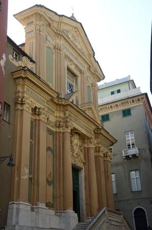 Church Building in Savona