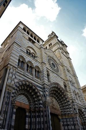 San Lorenzo Cathedral Standard-Bild