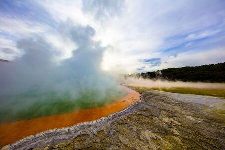 New Zealand Champagne Pool