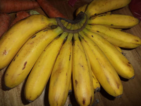 banana: A bunch of bananas from the Philippines