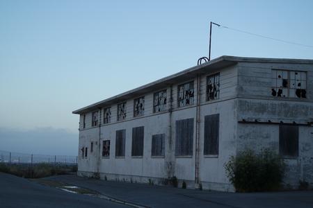 Hunters Point Shipyard Reklamní fotografie