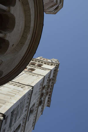 bell tower: Bell Tower Ghirlandina Modena