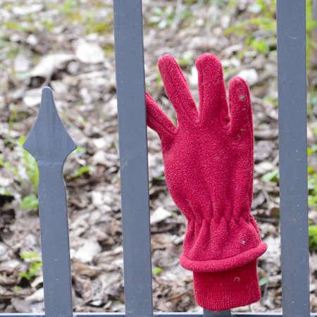 bereavement: Red Glove