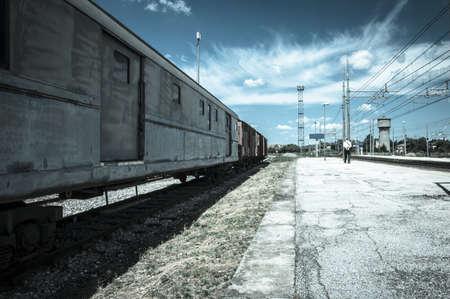 soledad: Tren y la soledad