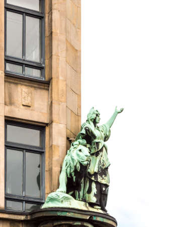 attainment: Sculpture, a symbol of power and growth