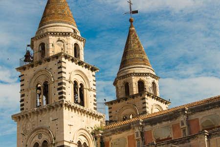 baroque architecture: Historic center San Sebastino Church baroque architecture