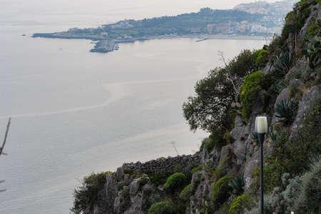 bird s house: View Gardini Naxos on Ionian coast, Sicily.