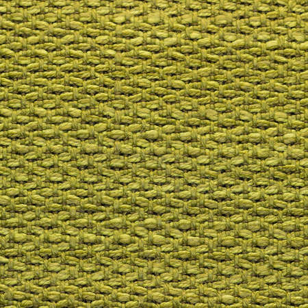 fabric textures: Rustic canvas fabric texture in mustard color and pattern woven. Square shape
