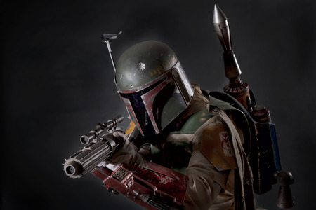 fictional character: Boba Fett is a fictional character in Star Wars.