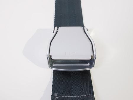 safety device: Seat belt aka safety belt vehicle safety device