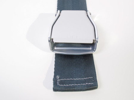 safety belt: Seat belt aka safety belt vehicle safety device