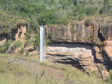 guimaraes: Chapada dos Guimaraes is a large national park in the Brazilian state of Mato Grosso