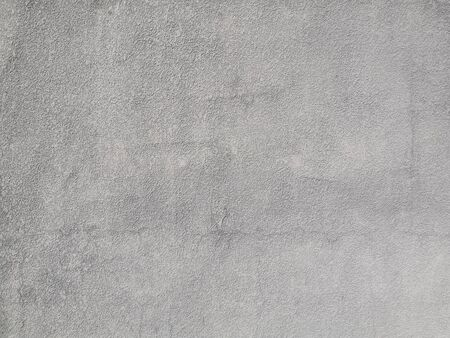 Vintage or grungy white background of natural cement or stone old texture as a retro pattern wall. It is a concept, conceptual or metaphor wall banner, grunge, material, aged, rust or construction. Grey concrete texture wall background Фото со стока