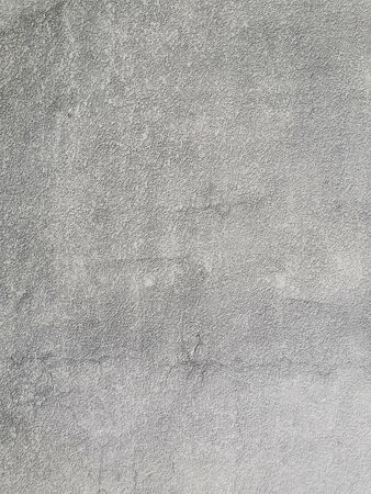 Vintage or grungy white background of natural cement or stone old texture as a retro pattern wall. It is a concept, conceptual or metaphor wall banner, grunge, material, aged, rust or construction. Grey concrete texture wall background Stock Photo