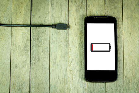 Smart phone need to charge battery