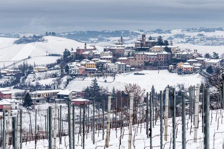 Neive - Langhe - Piemonte, Italy
