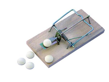 Pills trap