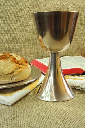 santa cena: El nuevo pacto