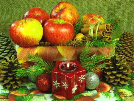 Christmas Eve basket