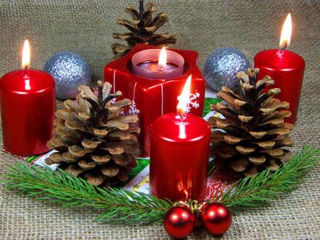 Christmas season Stock Photo