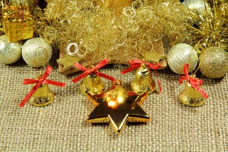 THe golden advent Stock Photo