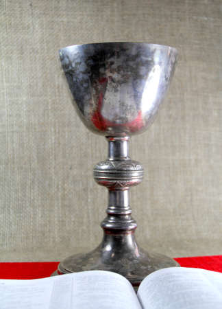 Chalice and Bible