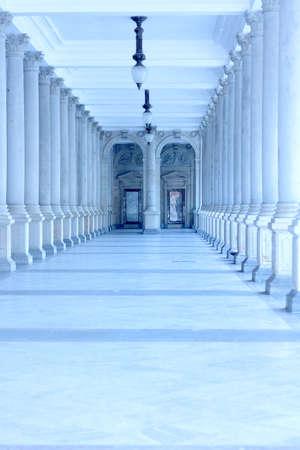 Bohemia colonnade