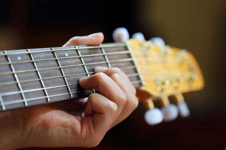 PKlaxing guitar Imagens - 30675838