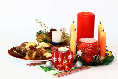Advent spiritual time Stock Photo