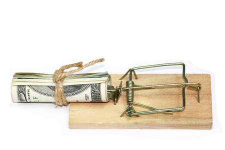 Money trap photo