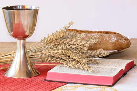 santa cena: Mesa Pacto