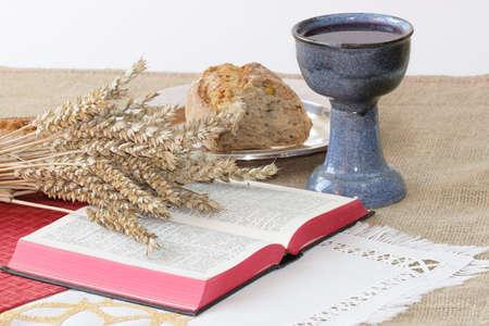 santa cena: En Su recuerdo