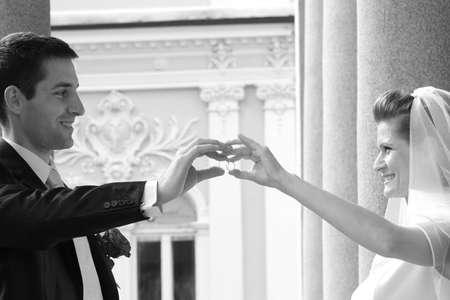 Wedding Day Stock Photo
