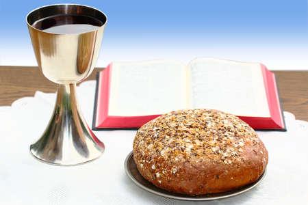 holy  symbol: última cena