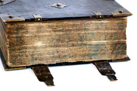 testament schreiben: Alte Schrift