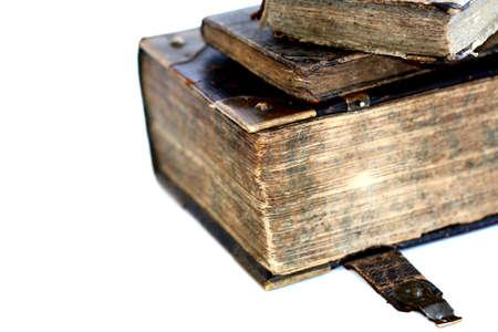 testament schreiben: Alte christliche Bücher Lizenzfreie Bilder