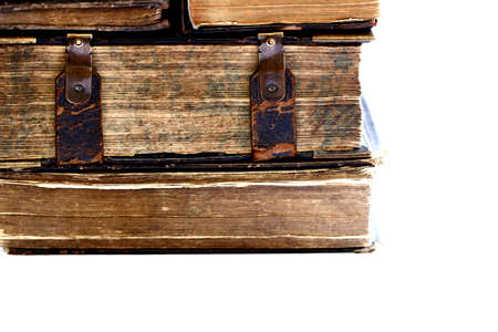 Ancient literature Stock Photo