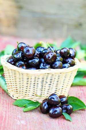 Black cherries inspiration