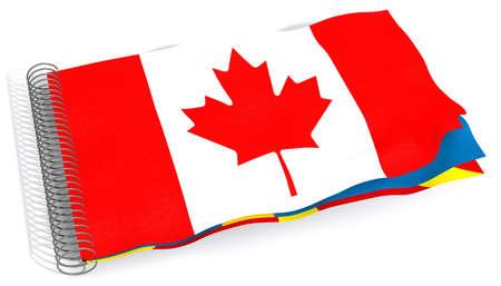 czech switzerland: Bandiera Canada