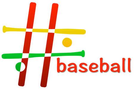 aggregator: Hashtag baseball 3D