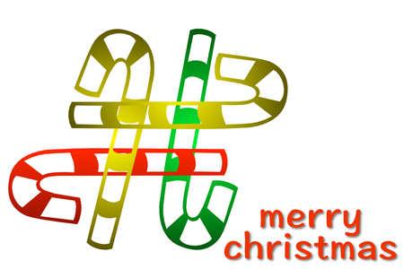 aggregator: Hashtag Merry Christmas 3D